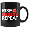 RISE - RESIST - REPEAT (Mug)