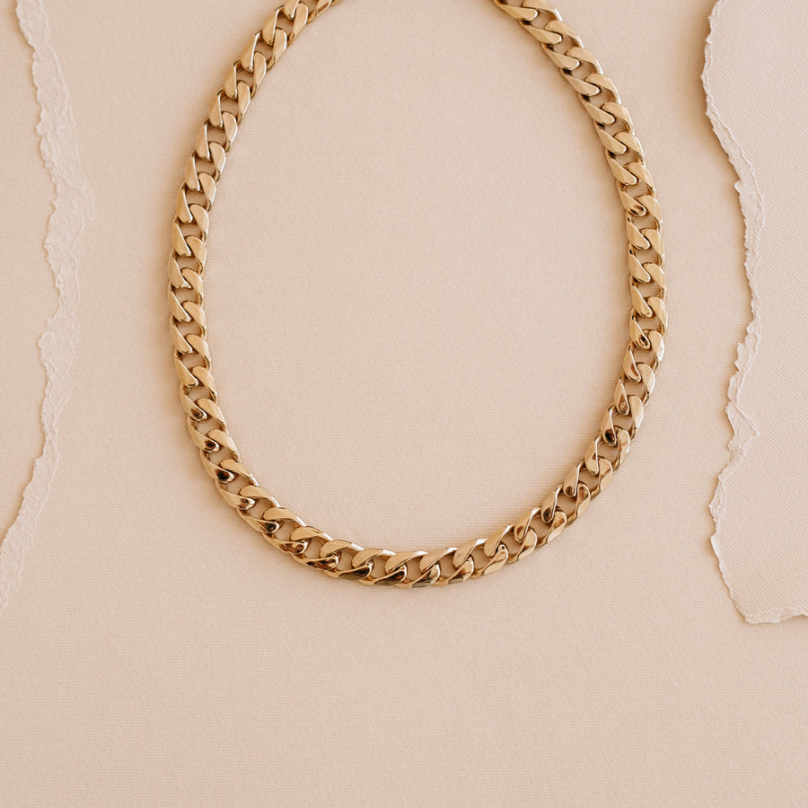 Chunky Chain Necklace XXL
