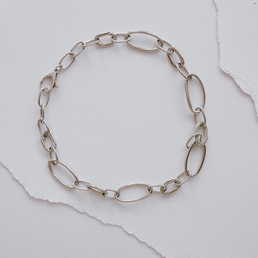 WANDERLUST CHUNKY CHAIN NECKLACE (FACELIFT)