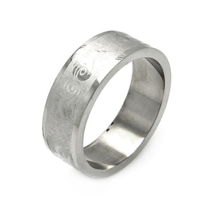 Men's Stainless Steel Eyes Design Ring