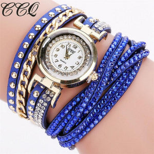 Luxury Brand 2017 Women Fashion Watch Casual Analog Quartz Women