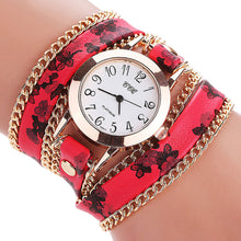 Load image into Gallery viewer, Fashion 2017 CCQ Top Luxury Brand Women Quartz Watch Casual reloj mujer Analog  Wave Bracelet