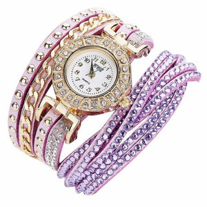 Luxury Brand New Women Dress Stainless Steel Watch