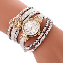 Load image into Gallery viewer, Luxury Brand Women Diamond Bracelet Circle Wristwatch Clock Ladies Casual Vintage
