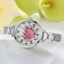 Load image into Gallery viewer, GAIETY women Watches Luxury Brand Stainless Steel Quartz Watch female Ladies