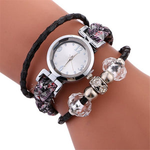 Women Bracelet Luxury Wrist Watch For Women 2017 Crystal Dress
