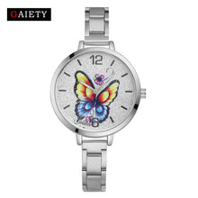 Load image into Gallery viewer, GAIETY women quartz watch 2017 new brand bracelet style watch clock Female
