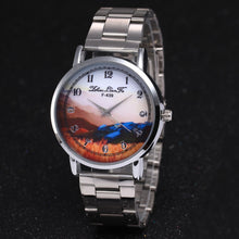 Load image into Gallery viewer, Fashion Luxury Women Quartz Stainless Steel Strip Wrist Watch Gift