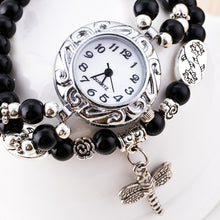 Load image into Gallery viewer, Fashion Cute Women Ladies Girls Quartz Bracelet Leather Wrist Watch Gift