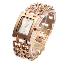 Load image into Gallery viewer, Women Wristwatches Quartz Watch Luxury Gold Watch Dress Relojes Ladies Gifts