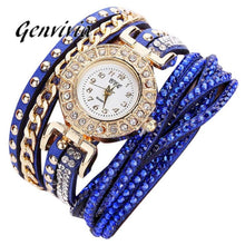Load image into Gallery viewer, Luxury Brand New Women Dress Stainless Steel Watch
