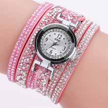 Load image into Gallery viewer, Mens Watches Top Brand Luxury CCQ Watch Casual Analog Quartz Women Men Rhinestone