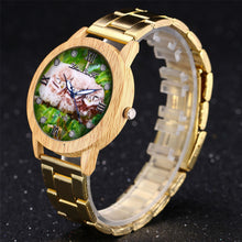 Load image into Gallery viewer, Luxury Quartz Sport Military Stainless Steel Dial Wrist Watch Women