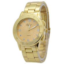 Load image into Gallery viewer, New Women Luxury Flash Diamond Watches Alloy Quartz Wrist Watch