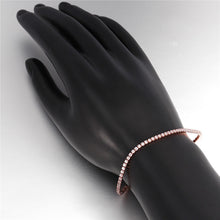 Load image into Gallery viewer, Minimalist Crystal Alloy Bangle Zircon Bracelet for Women Girls Jewelry Decoration