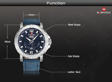 Load image into Gallery viewer, Quartz Watch Men Army Military Wristwatch Luxury Brand Men Sport Wristwatches