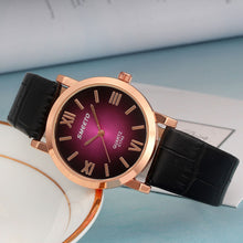 Load image into Gallery viewer, Women Fashion Luxury Leather Analog Quartz Vogue Watches