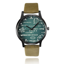 Load image into Gallery viewer, Miler Unique Wrist Watch Fashion Leather Men'S Watch Mens Watches