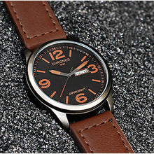 Load image into Gallery viewer, Luxury Watch Men Watch Date Week Leather Men's Watch