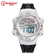 Load image into Gallery viewer, Fashion Kids Waterproof Silicone Digital Children Watches Boy Girl Luminous LED Watch