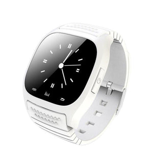 M26 Bluetooth Android Sms Alarm Clock Men Smart Watch