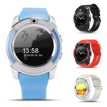 Load image into Gallery viewer, The New V8 Intelligent Men Watch Smart Watch Camera Watch