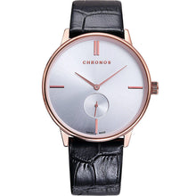 Load image into Gallery viewer, Fashion Wrist watch Men Watch Leather  Men's Waterproof Watch