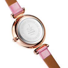Load image into Gallery viewer, Watch    Diamond Watch Women Watches Waterproof Small Leather Watches