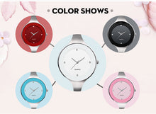 Load image into Gallery viewer, Bracelet Women Watches Luxury Crystal Women's Watch