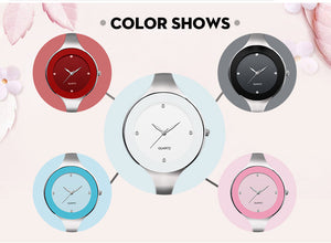 Bracelet Women Watches Luxury Crystal Women's Watch