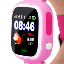 Load image into Gallery viewer, Q90 GPS Bluetooth Smart Watch for Kids Boy Girl Safe Anti-Lost Monitor