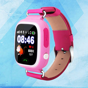 Q90 GPS Bluetooth Smart Watch for Kids Boy Girl Safe Anti-Lost Monitor