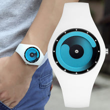 Load image into Gallery viewer, Watch Silicone Men Women Fashion Creative Watches