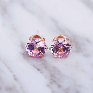 luxury brand crystal jewelry earrings for women