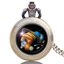 Load image into Gallery viewer, Men Women's Pocket Watch, High Quality Quartz Old Retro Pocket Watches, Exquisite Gift for Men