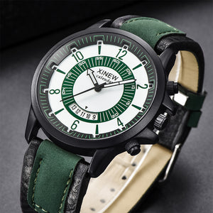Vintage Quartz Watch Men Watches Top Brand Luxury Male Clock Business Mens Wrist Watch