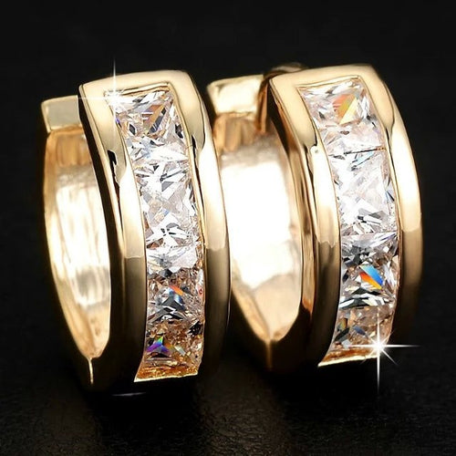 Women  Elegant Luxury Creative Wedding Earring