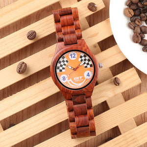 Men's Watch Casual Wristwatch Watch Watch for Men Women-Orange