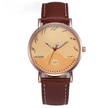 Load image into Gallery viewer, Quartz Men Watches Business Leather  Luxury Simple