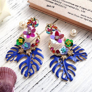 Fashion Universal Game Controller Jewelry Earrings for Women Luxury Colorful Big Pendant Earrings
