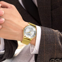 Load image into Gallery viewer, Business Men Watches Ultra-thin Quartz Male Wristwatches Clock Relogio Masculino