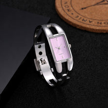 Load image into Gallery viewer, Women Watch, Luxury Brand Bracelet Watches, Hollow Slim Band Wrist Watches