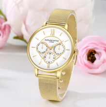 Load image into Gallery viewer, Luxury Rose Gold Women Watches Full Steel Women's Wrist Watch Fashion Watches