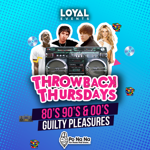 Throwback Thursdays - End of Exams Party - 23rd January