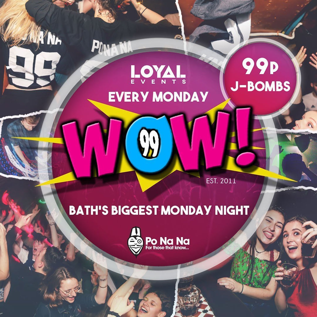 WOW! Mondays - 1st April