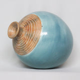 Aqua Spherical Jug