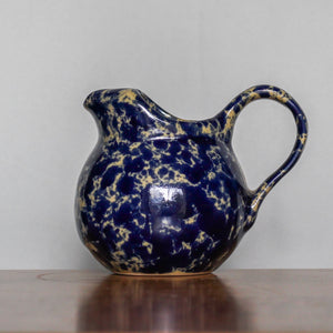 Small Royal Blue Creamer