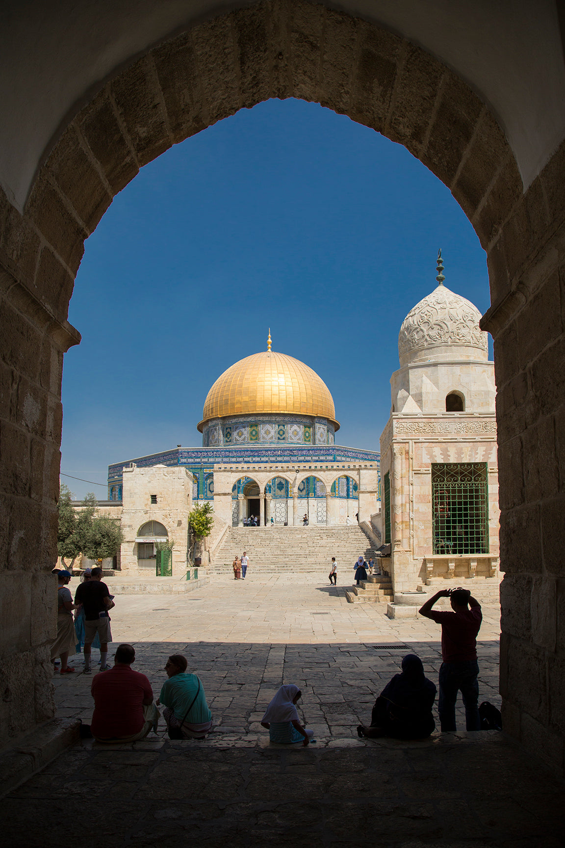 Jerusalem in color - Photography