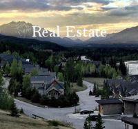 Real Estate Menu Button - Elements of Canmore Property