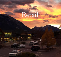 Retail Menu Button - Elements of Canmore Shopping